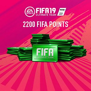 FIFA Points 2,200 Xbox One