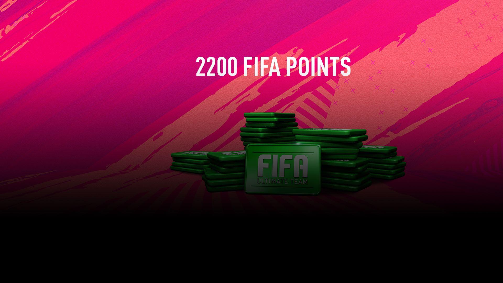 FIFA Points 2200