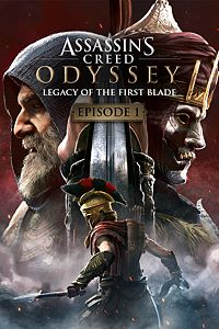 Carátula del juego Assassin's Creed? Odyssey – Legacy of the First Blade – Episode 1: Hunted