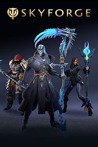 Carátula del juego Skyforge: Astral Charms Weapon Pack