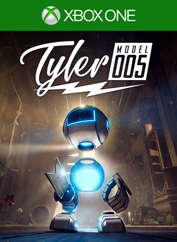 Tyler: Model 005 boxshot