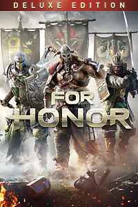 Carátula del juego FOR HONOR DELUXE EDITION