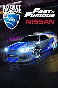 Carátula del juego Rocket League – Fast & Furious '99 Nissan Skyline GT-R R34