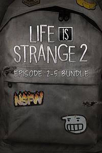 Carátula del juego Life is Strange 2 - Episode 2-5 Bundle