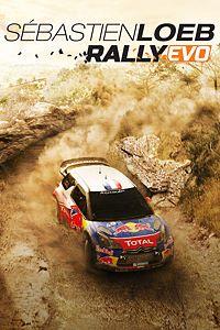 Carátula para el juego Sébastien Loeb Rally EVO de Xbox 360