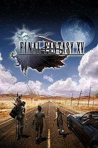 Carátula para el juego FINAL FANTASY XV de Xbox 360