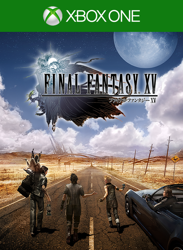 Final Fantasy XV boxshot