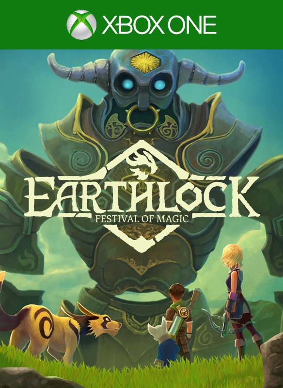 Earthlock: Festival of Magic boxshot