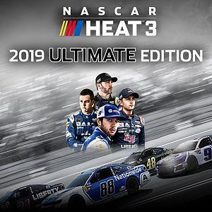 NASCAR Heat 3 Ultimate Edition Xbox One