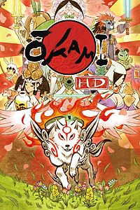Carátula para el juego OKAMI HD de Xbox One