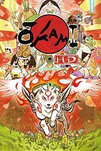 Carátula para el juego OKAMI HD de Xbox 360