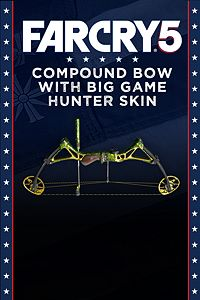 Carátula del juego Compound Bow with Big Game Hunter Skin