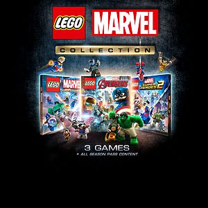 LEGO® Marvel Collection Xbox One