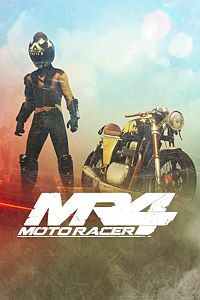 Carátula del juego Moto Racer 4 - Rider Pack - Skewer