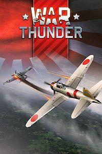 Carátula del juego War Thunder - Japanese Pacific Campaign