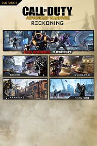 Carátula del juego Call of Duty: Advanced Warfare - Reckoning DLC
