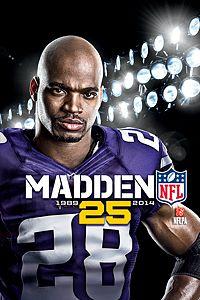 Carátula del juego Madden NFL 25