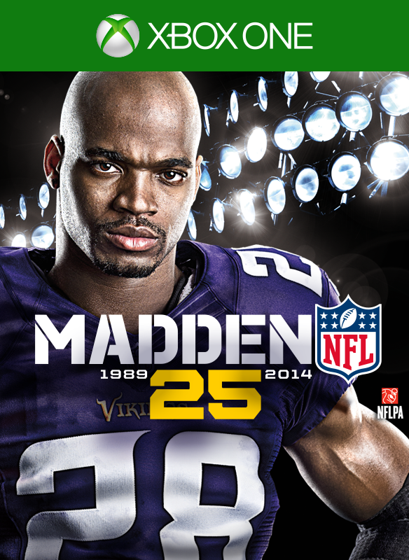 Madden NFL 25 boxshot