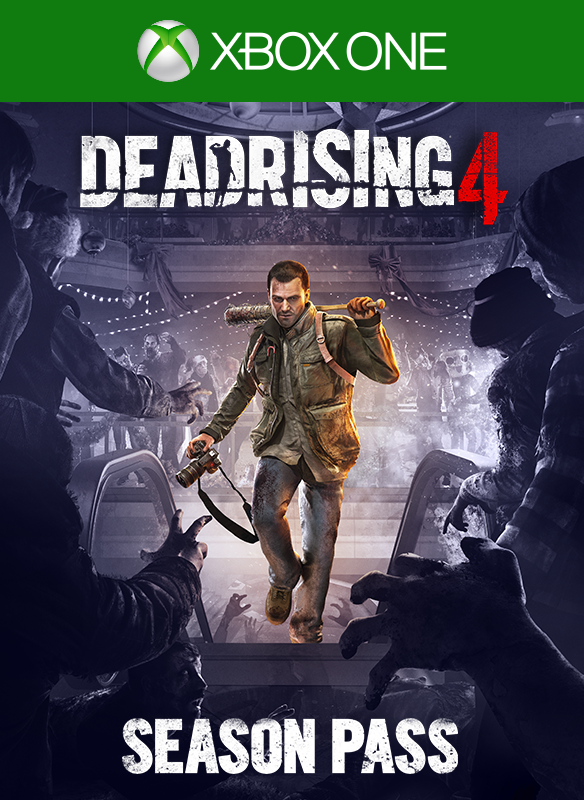Dead Rising 4 Season Pass boxshot