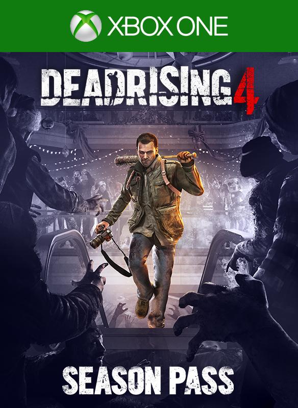 Dead Rising 4 シーズン パス boxshot