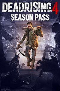 Carátula del juego Dead Rising 4 Season Pass de Xbox One