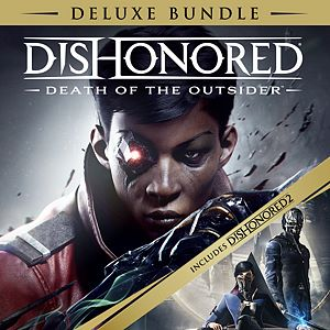 Dishonored®: Death of the Outsider™ Deluxe Bundle Xbox One
