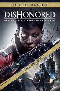 Carátula del juego Dishonored: Death of the Outsider Deluxe Bundle