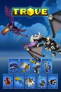 Carátula del juego Trove - Double Dragon Pack