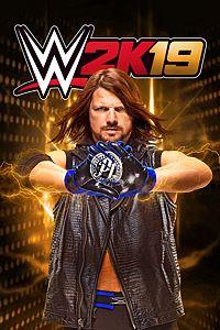 Carátula del juego WWE 2K19 Digital Deluxe Edition