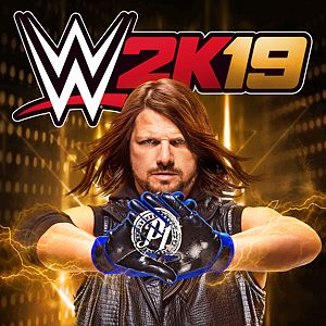 WWE 2K19 Digital Deluxe Edition Xbox One