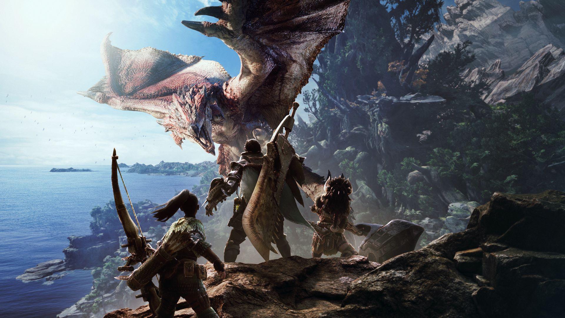Image result for Monster Hunter: World