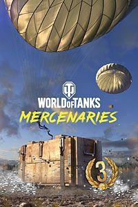 Carátula del juego World of Tanks - Triple Threat
