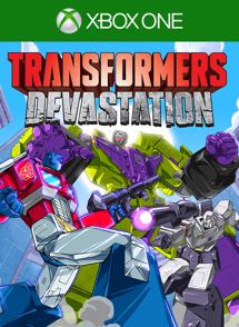 TRANSFORMERS™: Devastation