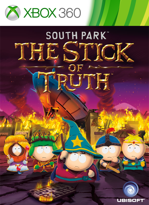 South Park Stick of Truth boxshot