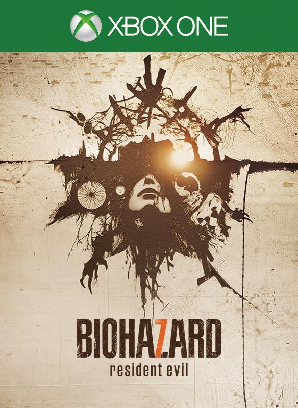 BIOHAZARD 7  boxshot