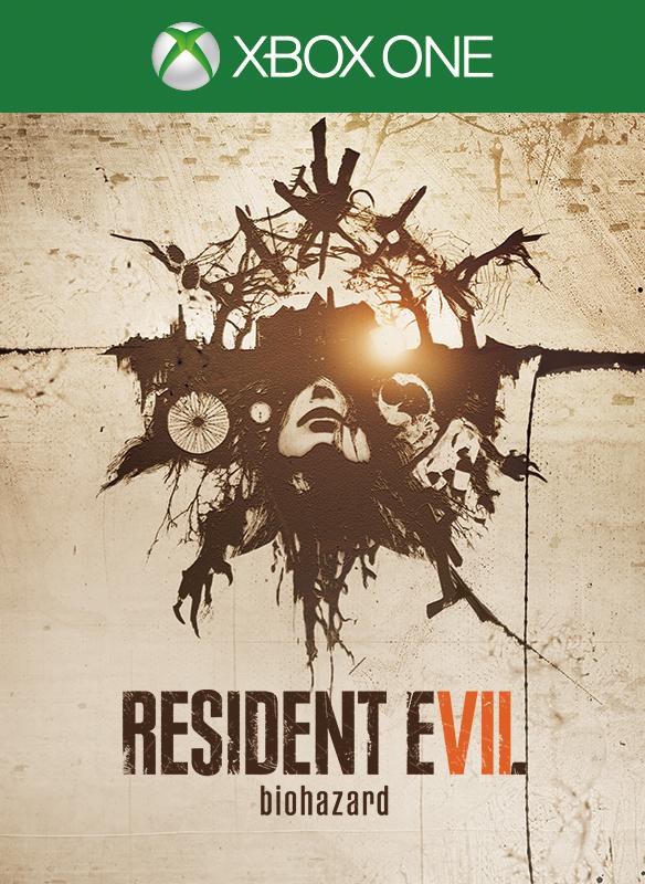 Resident Evil VII boxshot