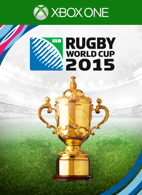 Rugby World Cup 2015 boxshot