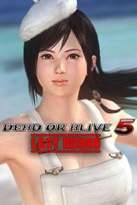 Carátula del juego DEAD OR ALIVE 5 Last Round Kokoro Overalls