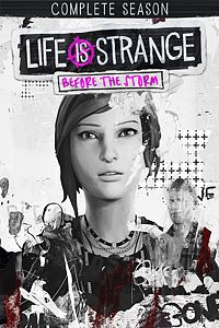 Carátula del juego Life is Strange: Before the Storm Complete Season de Xbox One