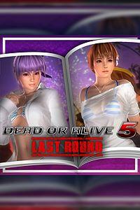 Carátula del juego DOA5LR Costume Catalog LR14 de Xbox One