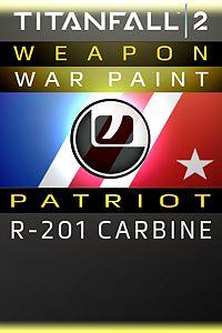 Carátula del juego Titanfall 2: Frontier Patriot R-201 Carbine