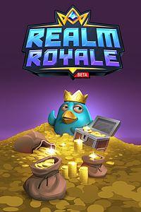 Carátula del juego 6,500 Realm Royale Crowns