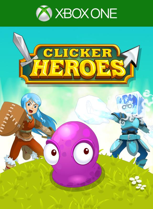 Clicker Heroes boxshot
