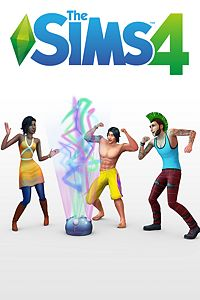 Carátula del juego The Sims 4 Up All Night Digital Content