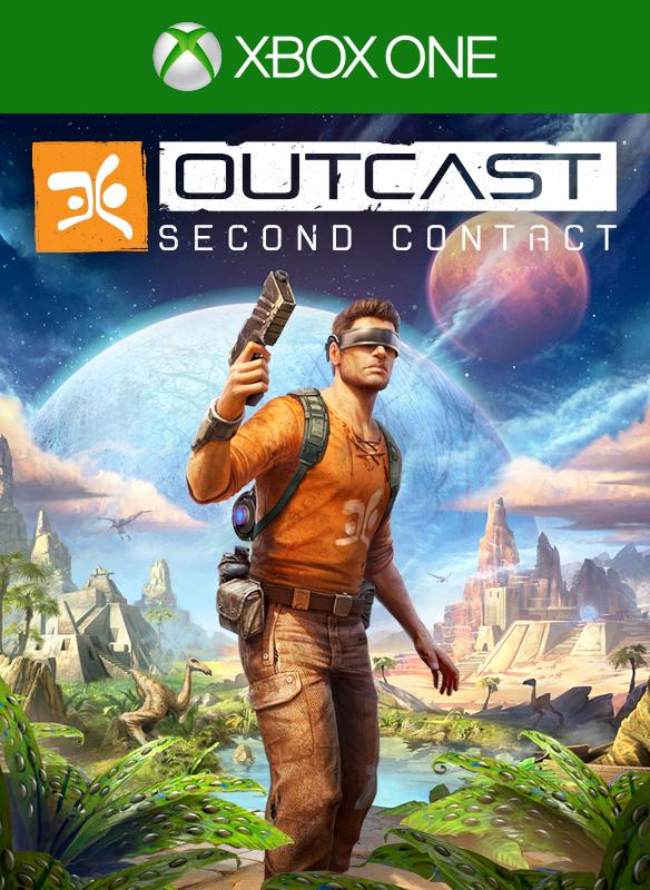 Outcast - Second Contact boxshot