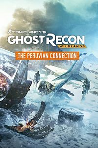 Carátula del juego Ghost Recon Wildlands - Peruvian Connection Pack de Xbox One