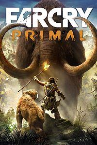 Carátula del juego Far Cry Primal para Xbox One