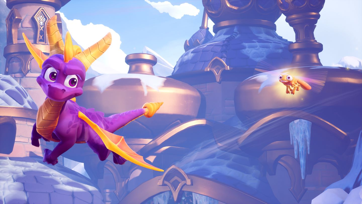 Spyro Reignited trilogy review image 2