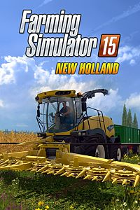Carátula del juego New Holland de Xbox One