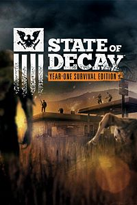 Carátula del juego State of Decay: Year-One Survival Edition para Xbox One